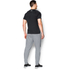 Under Armour Men's Tri-Blend Fleece Jogger Trousers - Light Grey: Image 5