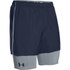 Under Armour Men's Mirage 2 in 1 Training Shorts - Navy Blue: Image 1