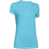 Under Armour Women's Favourite Short Sleeve Crew T-Shirt - Sky Blue: Image 1