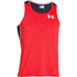 Under Armour Men's CoolSwitch Run Singlet - Red: Image 1
