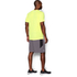 Under Armour Men's Streaker Run Short Sleeve T-Shirt - Yellow: Image 5