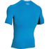Under Armour Men's HeatGear CoolSwitch Compression Short Sleeve Shirt - Electric Blue