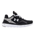 Under Armour Women's Micro G Velocity Running Shoes - Black/White: Image 1