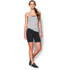 Under Armour Women's HeatGear Armour Long Shorts - Black: Image 5