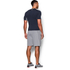 Under Armour Men's HeatGear CoolSwitch Compression Short Sleeve Shirt - Navy Blue: Image 5