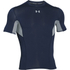 Under Armour Men's HeatGear CoolSwitch Compression Short Sleeve Shirt - Navy Blue: Image 1