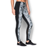 Under Armour Women's Mirror Printed Leggings - Black/White: Image 3