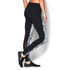 Under Armour Women's Mirror Printed Leggings - Black/White: Image 4