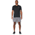 Under Armour Men's Streaker Run Short Sleeve T-Shirt - Black: Image 3