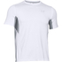 Under Armour Men's CoolSwitch Run Short Sleeve T-Shirt - White: Image 1