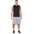 Under Armour Men's Tech Sleeveless T-Shirt - Black: Image 3