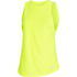 Under Armour Women's CoolSwitch Sleeveless Tank Top - Yellow: Image 1