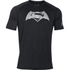 Under Armour Men's Transform Yourself Superman v Batman T-Shirt - Black: Image 1