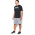 Under Armour Men's Transform Yourself Superman v Batman T-Shirt - Black: Image 4