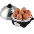 Tower T19010 Egg Cooker and Poacher - Stainless Steel: Image 2