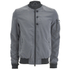 4Bidden Men's Action Bomber Jacket - Grey: Image 1