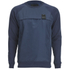 4Bidden Men's Enforce Crew Neck Sweatshirt - Navy: Image 1