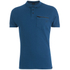 Smith & Jones Men's Mascaron Zip Pocket Polo Shirt - Lyon Blue: Image 1
