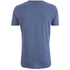Smith & Jones Men's Diastyle Skull T-Shirt - Moonlight Blue Nep: Image 2