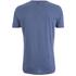 Smith & Jones Men's Diastyle Skull T-Shirt - Moonlight Blue Nep: Image 2