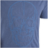 Smith & Jones Men's Diastyle Skull T-Shirt - Moonlight Blue Nep: Image 5