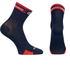 Northwave Logo High Socks - Black/Red: Image 1