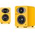 Steljes Audio NS1 Bluetooth Duo Speakers - Solar Yellow: Image 1