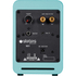 Steljes Audio NS1  Bluetooth Duo Speakers  - Lagoon Blue: Image 4
