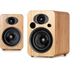 Steljes Audio NS3  Bluetooth Duo Speakers  - Bamboo : Image 1