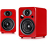 Steljes Audio NS3  Bluetooth Duo Speakers  - Vermilion Red: Image 1