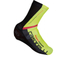 Castelli Aero Race Shoe Covers - Black/Yellow: Image 1
