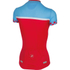 Castelli Women's Duello Short Sleeve Jersey - Red: Image 2