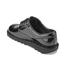 Kickers Women's Kick Lo Patent Lace Up Shoes - Black: Image 4