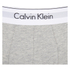 Calvin Klein Men's 2 Pack Boxer Briefs - Black/Grey Heather: Image 4