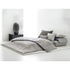 Calvin Klein Acacia Textured Fitted Sheet - Grey