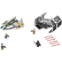 LEGO Star Wars: Vaders TIE Advanced vs. A-Wing Starfighter (75150): Image 2