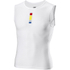 Look Cool Sleeveless Baselayer - White