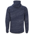 Jack & Jones Men's Core Keep Zip Through Hoody - Navy Blazer: Image 2