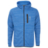 Jack & Jones Men's Core Keep Zip Through Hoody - Director Blue: Image 1