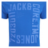 Jack & Jones Men's Core Wall T-Shirt - Surf the Web: Image 3