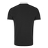 Jack & Jones Men's Core Flat Lock Polo Shirt - Black: Image 2
