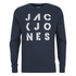 Jack & Jones Men's Core Dylan Crew Neck Sweatshirt - Navy Blazer: Image 1