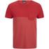 Jack & Jones Herren Originals Tobe 2 Tone T-Shirt - Rot: Image 1