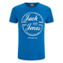 Jack & Jones Men's Originals Copenhagen T-Shirt - Mykonos Blue: Image 1
