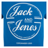 Jack & Jones Men's Originals Copenhagen T-Shirt - Mykonos Blue: Image 3