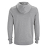 Jack & Jones Men's Originals Batch Sweat Zip Through Hoody - Light Grey Marl: Image 2