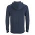 Jack & Jones Men's Originals Batch Sweat Zip Through Hoody - Navy Blazer: Image 2
