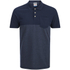 Jack & Jones Men's Originals Spark 2 Tone Polo Shirt - Navy Blazer: Image 1