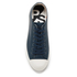 PS by Paul Smith Men's Indie Leather Cupsole Trainers - Galaxy Mono Lux: Image 3