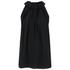 McQ Alexander McQueen Women's Ruffle Top - Black: Image 1